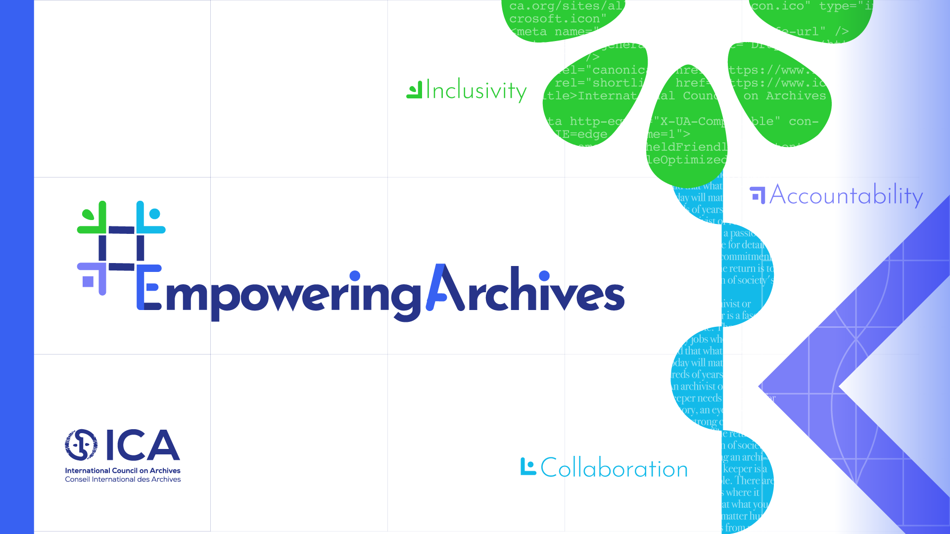 We invite you to celebrate the International Day of Archives together with archivists