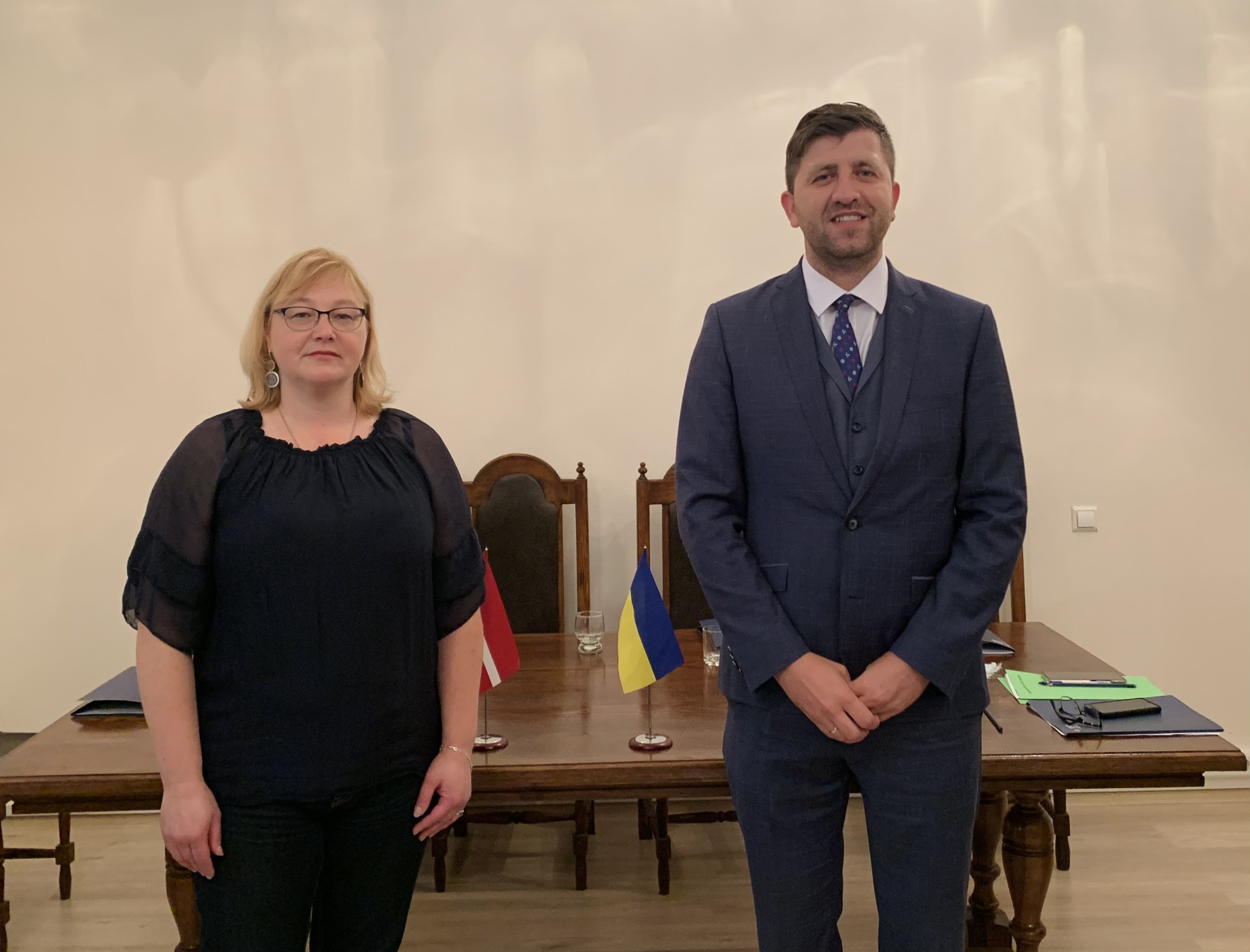 Resumption of cooperation with the National Archives of Latvia